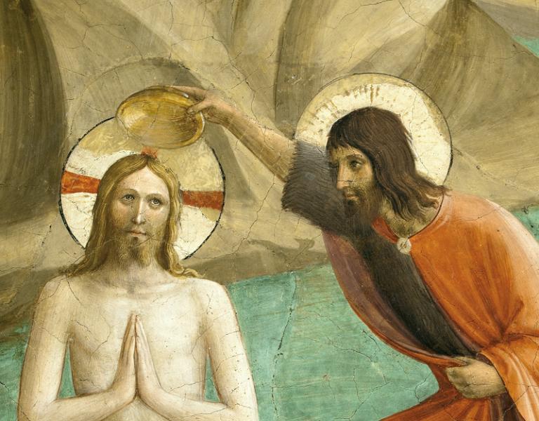 Domenica 12 gennaio 2020: Battesimo del Signore