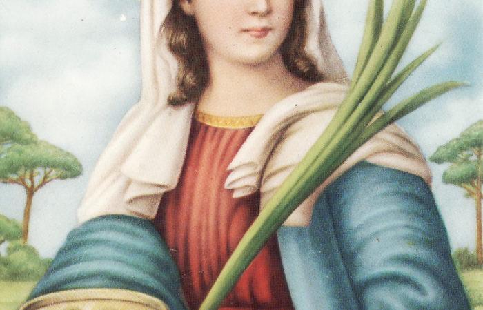 La vita di Santa Lucia