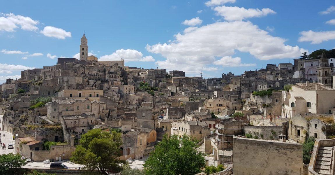 Tour in Puglia con Matera